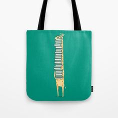 A book lover Tote Bag by I Love Doodle. Worldwide shipping available at Society6.com. Just one of millions of high quality products available.