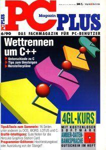 Konzept und Chefredaktion (Übergang zur PC Technik)