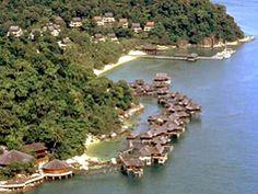 Pangkor Laut Resort, Lumut Hotel, Beach Retreat, Malaysia, SLH