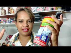 COMO FAZER PRIMER CASEIRO PARA ARTESANATO Fácil de Rápido | Carla Oliveira - YouTube