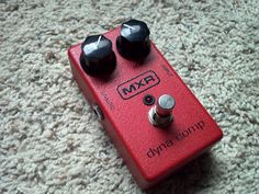 Guitar pedal.  Rock on!