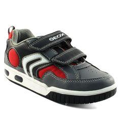 251A GEOX GREGG J6447B GRIS www.ouistiti.shoes le spécialiste internet  #chaussures #bébé, #enfant, #fille, #garcon, #junior et #femme collection automne hiver 2016 2017