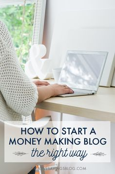 Hundreds of blogs start every day, but only a select few actually make any money with them. So what makes the biggest difference? Don't miss these three crucially defining elements that literally make or break your blog! Also includes a step-by-step guide to start your own blog from scratch. Perfect for those who want to generate a full-time income online!!
