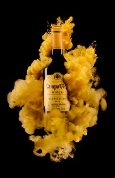 Commercial Campo Viejo Wine Photography