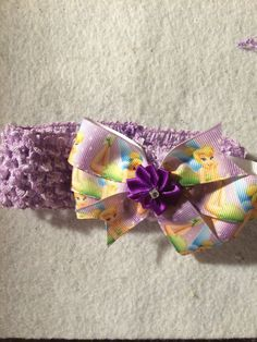 Fairy Head Band by HelgasHairBowDesigns on Etsy