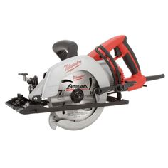 Milwaukee 15 Amp 7-1/4 in. Worm Drive Circular Saw-6477-20 - The Home Depot////////$179.00