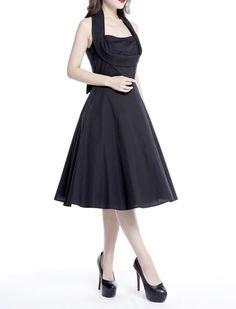 Vintage Kleider Retro Mode aus den 50er Jahren: Vintage Kleid
