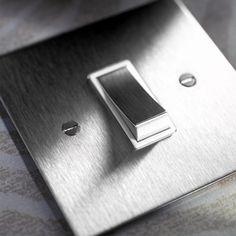Stainless Steel Rocker Switch