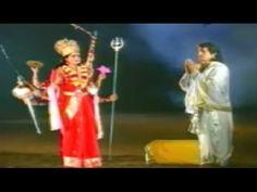 El ejemplo de la Diosa Madre Durga.