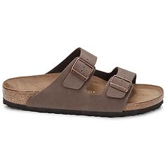 mocha Arizona Birkenstocks! THESE are the ones I want!