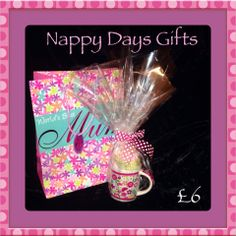 Especially for Mum! £6   This sock and flannel set is a lovely little gift as a birthday or occasion present, or just to say 'I love you'.
