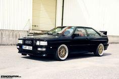 Audi Quattro. www.truefleet.co.uk