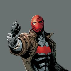 (Red Hood and the Outlaws Rebirth #1)