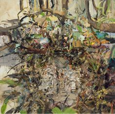 Canopy - Cecily Brown