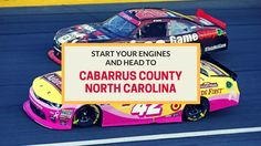 Anyone looking to explore North Carolina should definitely think about visiting Cabarrus County - located approx. 20 miles north of Charlotte, NC. Orlando Travel, Universal Orlando, Go Kart, Cruises, Budget Travel, Walt Disney World, Family Travel, North Carolina, Engineering