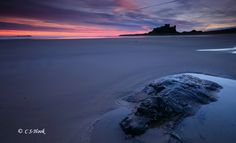 https://flic.kr/p/NS18Tm | One from this morning down at Bamburgh | After a long week of moving house it was nice to get out this morning for a great sunrise