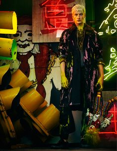 The promising Benjamin Jarvis from Tomorrow Is Another Day Agency takes the pages of Financial Times' fashion issue with a shoot from fashion photographer Thomas Cooksey at Defacto Inc. Studio Portrait Photography, Flash Photography, Studio Portraits, Artistic Photography, Editorial Photography, Fashion Photography, Ivan Bubalo, Mens Winter Coat, Winter Coats