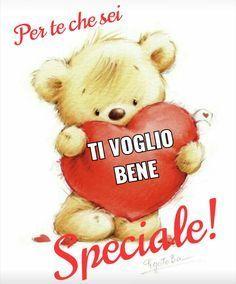 Ti Voglio Bene non dimenticarlo Italian Memes, Italian Quotes, Good Morning Gif, Good Morning Quotes, Deep Thoughts, Cartoon Art, Best Quotes, Snoopy, Teddy Bear