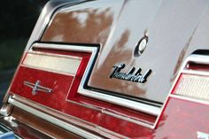 1977 Ford Thunderbird with 2,000 original miles.