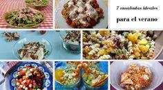 7 ensaladas ideales para el verano | Cocina