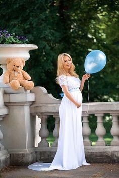 e9849e9f3bdc 44 Best White Maternity Dresses images