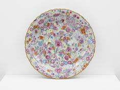Plate with Flowers | Ai Weiwei | Artists | Lisson Gallery