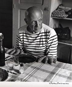 Robert Doisneau, Pablo Picasso and Bread