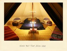 Bell Tent Ibiza Gallery 2010.  Hotel Bell Tent Part of the Bell Tent & IMGP59791600x1200.jpg picture by valbarley | Come Home | Pinterest ...