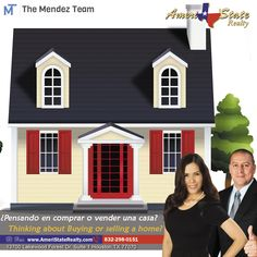 ¿#Pensando en #comprar o #vender una #casa? - #Thinking about #Buying or #selling a #home? - Apply now! https://goo.gl/8bVNZA