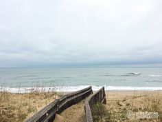 11/15/16: Misty morning in Kill Devil Hills! High 61°, Ocean 60°