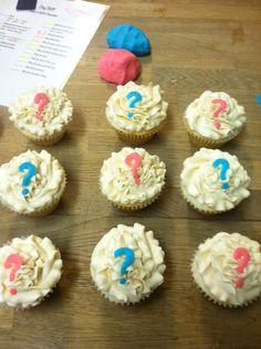 gender reveal cupcakes   Gender Reveal Cupcakes! - BabyCenter
