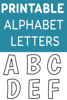 Printable free alphabet templates the group board on pinterest printable free alphabet templates spiritdancerdesigns Image collections