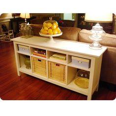 hemnes ikea sofa table