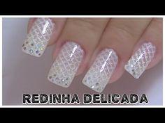 Francesinha com adesivos da Avon - Por Daniela Castro - YouTube