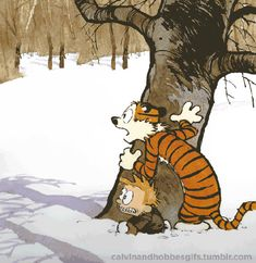 Calvin & Hobbes GIFs For Every Occasion
