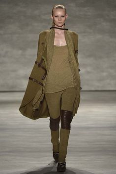 Nicholas K RTW Spring 2015 - Slideshow Keep and eye out for knits