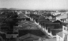 Carrer de la Barraca. El Cabanyal, 1858. Vakencianisme en fotos