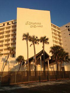 Treasure Island Hotel Daytona Beach Florida The Best Beaches In