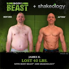 Body Beast and Shakeology: Get Fit on Every Level - Shakeology