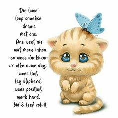 Afrikaanse Quotes, Goeie Nag, Goeie More, Day Wishes, Wisdom Quotes, Verses, Phone, Bible, Sayings