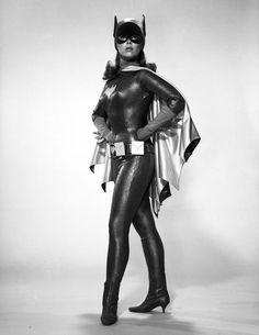 Batman Classic 1966 TV Batgirl Portrait Gallery Print
