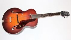 Gretsch 9555 New Yorker Archtop Acoustic-Electric Guitar w/ Case