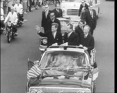 "In 1963, President John F. Kennedy uttered those famous words, ""Ich bin ein Berliner"" on a visit to West Germany. He was met by enthusiastic crowds."