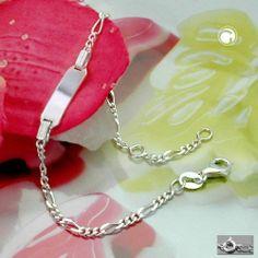 Schildband für Kinder, Silber 925 16cm Dreambase, http://www.amazon.de/dp/B00I4VFCYQ/ref=cm_sw_r_pi_dp_B6Yitb0K43Q7V