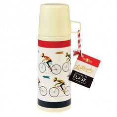Le Bicycle Design Flask & Cup