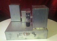 Vintage Antique Monoblock Vacuum Tube by RogueValleyWeddings
