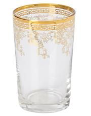 CHAI glas guld