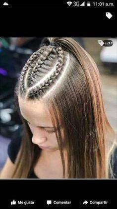 Long Ponytail Hairstyles, Baddie Hairstyles, Braids For Long Hair, Summer Hairstyles, Cute Hairstyles, Hairstyles For School, Curly Hair Styles, Natural Hair Styles, Hair Upstyles