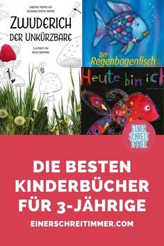 """Wir haben die schönsten Kinderbücher für 3- bis 6-Jährige für euch gesucht und natürlich auch gefunden: Von """"Die kleine Raupe Nimmersatt"""" über den Grüffelo bis hin zu """"Zwuderich der Unkürzbare"""". #einerschreitimmer #zwillingsblog #mamablog #elternblog #buchtipps #kinderbuch #zwuderich #kleineraupeNimmersatt 2 Kind, Comic Books, Comics, Cover, Baby, Parenting Books, Sister Love, Hungry Caterpillar, Great Books"""