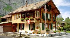 Rosli Stechelberg - 3 Sterne #Apartments - CHF 42 - #Hotels #Schweiz #Stechelberg http://www.justigo.ch/hotels/switzerland/stechelberg/chalet-rosli_2876.html